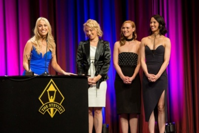 Verleihung des 14. Stevie Awards for Women in Business